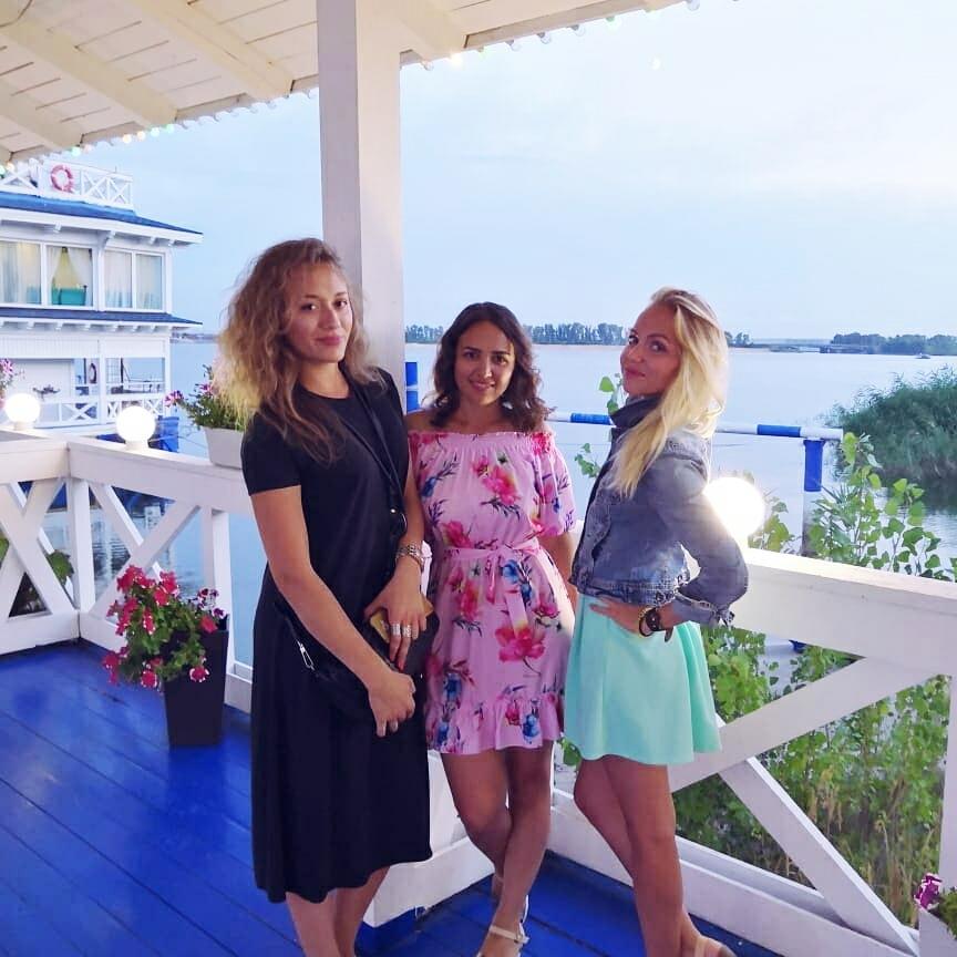Ресторан, кейтеринг «Круиз» - Вконтакте
