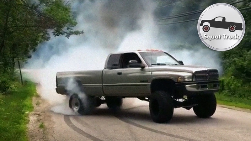 Squat and Lifted Trucks July ep.3