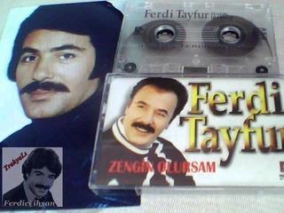 Ferdi Tayfur & Beni Bu Şehir Boğuyor (Ferdifon 140)