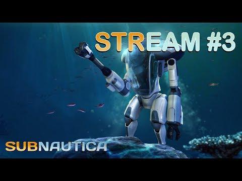 Прохождение Subnautica 3 - Клац-клац крабики
