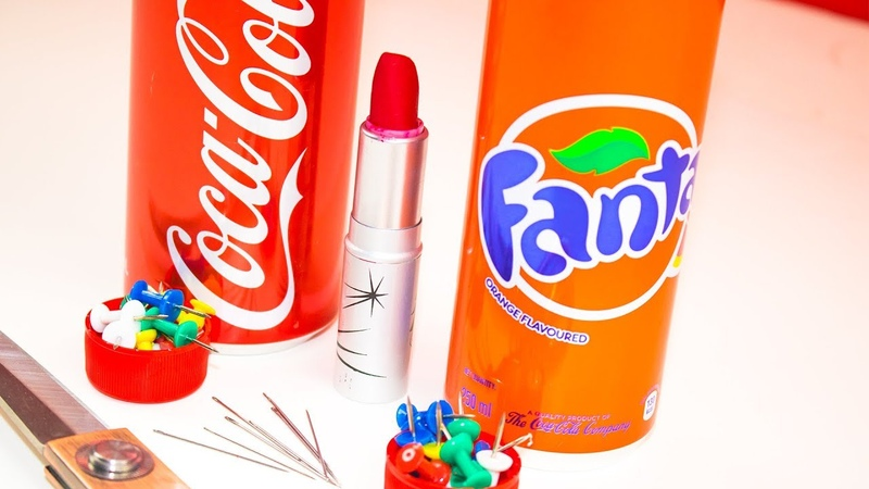 3 SIMPLY CRAZY HOUSEHOLD LIFE HACKS WITH COCA COLA FANTA THAT ARE TOO BRILLIANT