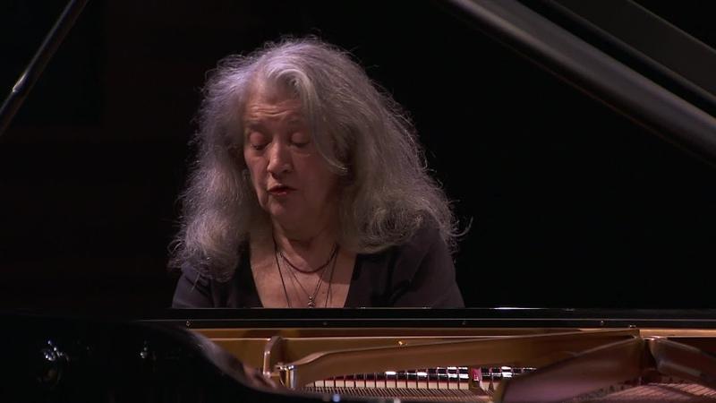 Ravel : Concerto en sol (Martha Argerich / Orchestre national de France / Emmanuel Krivine)