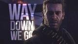 Way Down We Go Red Dead Redemption 2