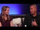 Amy acker and coby bell the gifted on FB