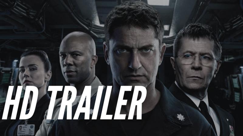 Хантер Киллер (2018) HD 1080-Дублированный трейлер