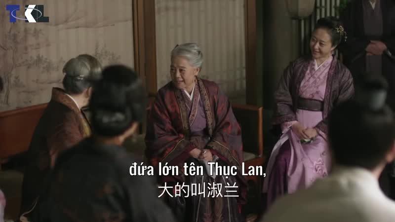 Minh Lan Truyện - Tập 23 FULL - Phim Cổ Trang Trung Quốc 2019 - Triệu Lệ Dĩnh, Phùng Thiệu Phong