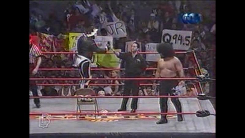 Титаны реслинга WCW Nitro March 27 2000