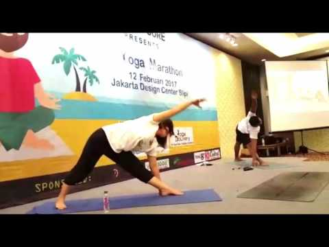 Yoga Tarian Jiwa - Thank You For Loving Me by MarTasya Yoga