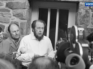 Власть факта. Солженицын и русская история_07-12-18.11 декабря 2018 года исполняется 100 лет со дня рождения А.Солженицына.