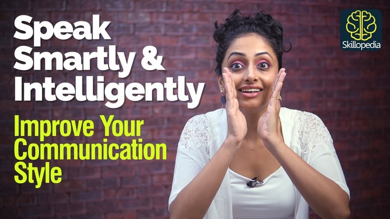 How to Speak Smartly Intelligently Public Speaking Tips to speak confidently Fluently by Meera