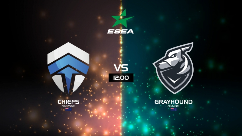 (RU) ESEA MDL Season 28 Australia I Chiefs vs Grayhound I bo3 I by @c0stajan Loompy
