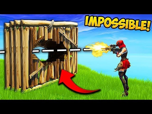 THE *IMPOSSIBLE* SNIPER SHOT! - Fortnite Funny Fails and WTF Moments! 357