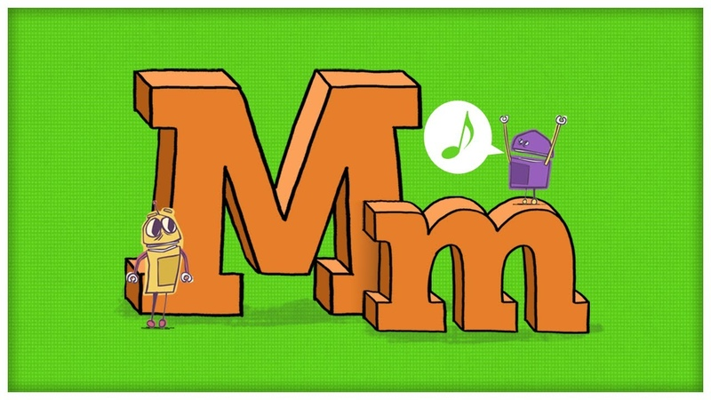 ABC Song: The Letter M, The Mighty M by StoryBots