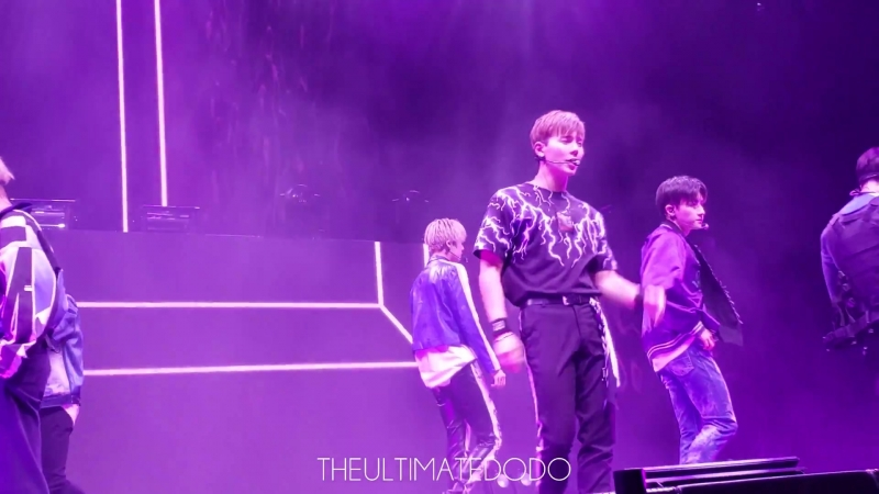 [VK][180725] MONSTA X fancam - From Zero @ THE 2nd WORLD TOUR THE CONNECT in Atlanta
