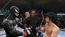 Venom vs. Bruce Lee EA sports UFC 3 - CPU vs. CPU