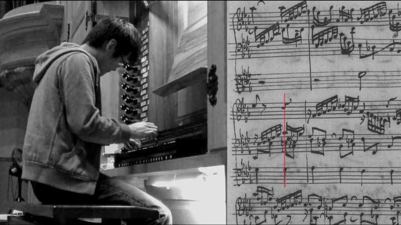 J.S.Bach - Von Gott will ich nicht lassen BWV.658 Orgel - Kazuki Tomita
