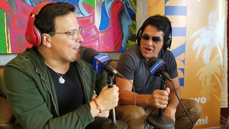 Gabriel Porras en Mañana de Éxitos con Raúl González