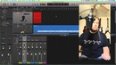 Logic Pro X - Input Processing Recordings with Aux Tracks