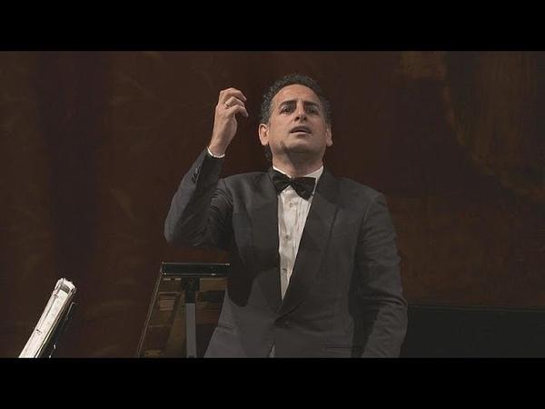 Концерт Хуана Диего Флореса опера и латиноамериканские мотивы…