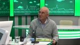 Гость на Радио 2. Александр Смирнов, рыболов, писатель, судья соревнований в День рыбака.