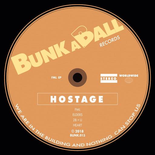 Hostage альбом FML EP