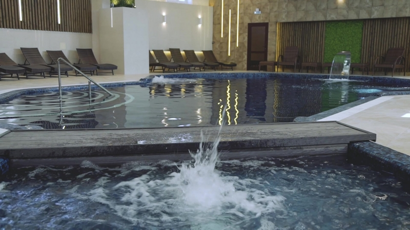Аквацентр PARUS medical resortspa
