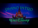 Walt Disney Pictures Introduction Piano cover