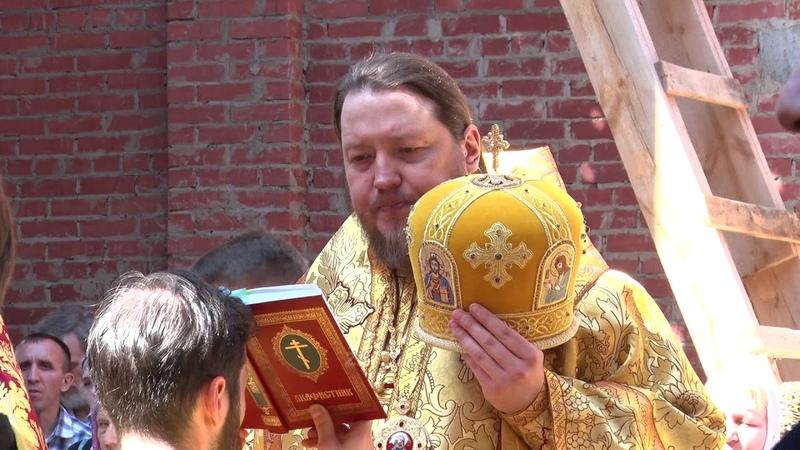 Златоуст посетил Епископ Макаровский Гедеон