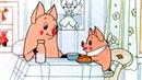 Сборник мультфильмов про животных 1