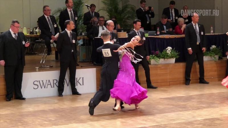 George Razvan Batranu - Ana Maria Dica ROU, Tango | WDSF Junior II Standard