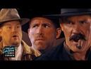 Before 'Deadpool 2' Ryan Reynolds & Josh Brolin Did a Western -- Corden's Sketch of the Week