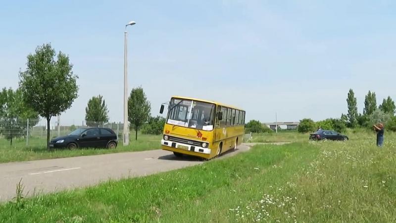 Автобусы из нашего детства были способны на многое
