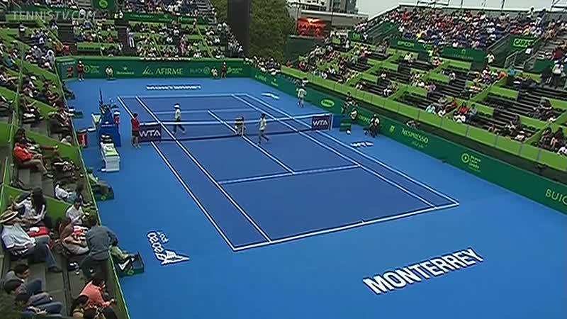 Ana Ivanovic vs Jovana Jaksic (2014-Monterrey-Final)