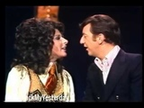 Bobbie Gentry &amp Bobby Darin - Proud Mary (1972) (Creedence Clearwater Revival cover)