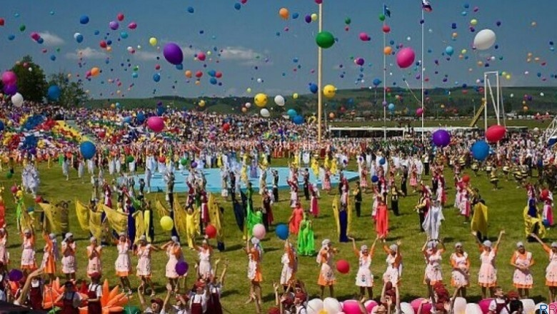 Сабантуй 2018 в Москве: когда будет, дата, программа мероприятий