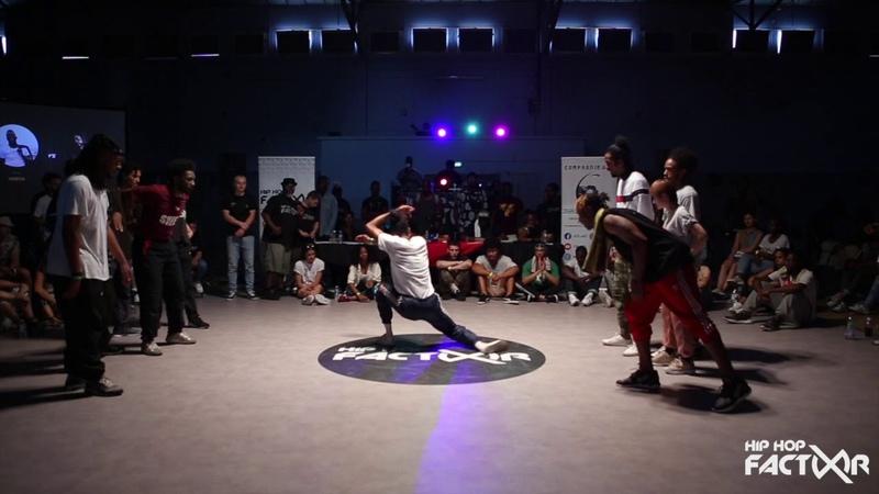 Epreuve 4 : Défi - Team NIAKO vs Team MEECH - Hip Hop Factor | Danceproject.info