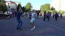 Танцы на Театральной площади г. Сыктывкара 17.06.2018 - 02 - Montana - Justin Timberlake