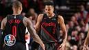 Damian Lillard, CJ McCollum lead Blazers to win vs. Devin Booker, Suns | NBA Highlights