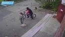 Видео кражи велосипеда