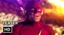 ELSEWORLDS The Flash The Monitor On Earth 90 Clip HD Grant Gustin Stephen Amell