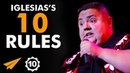 Be IN IT to WIN IT Gabriel Iglesias @fluffyguy Top 10 Rules