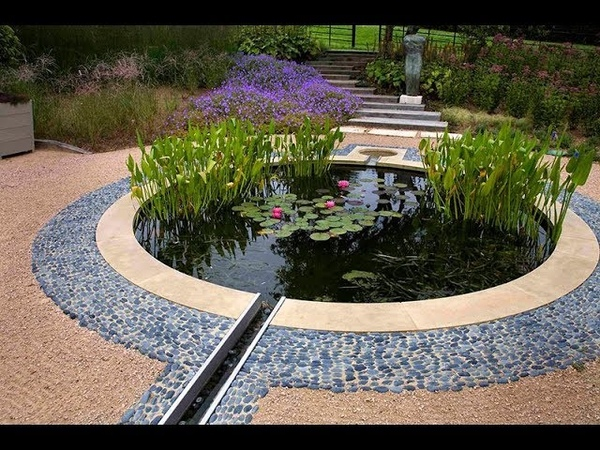 Ponds For The Garden. 100 Ideas! Continuation...