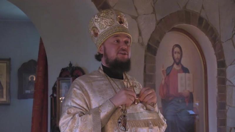 Проповедь Диодора, епископа Мелекесского и Чердаклинского в Рождество Пресвятой Богородицы
