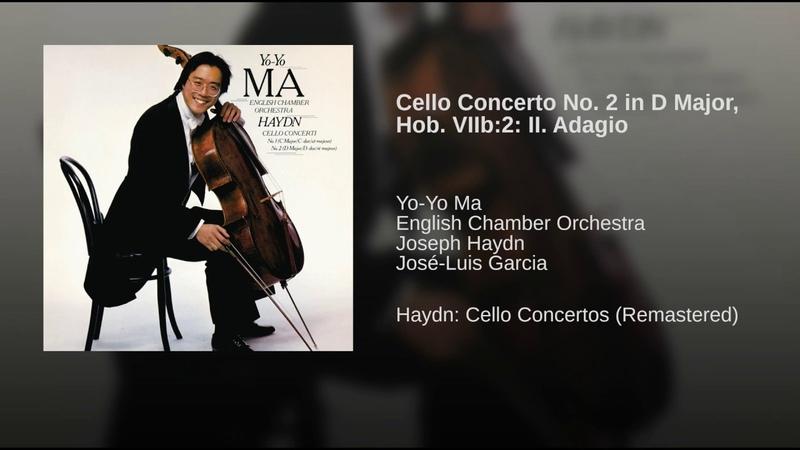 Haydn - Cello Concerto 2. Adagio