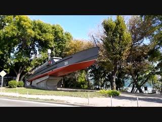 Торпедный катер в Варне, Болгария