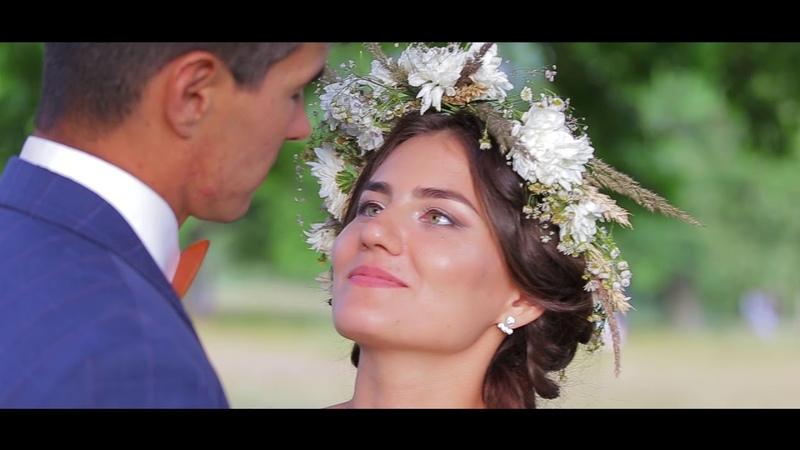 Свадебный клип Эрики и Дамира