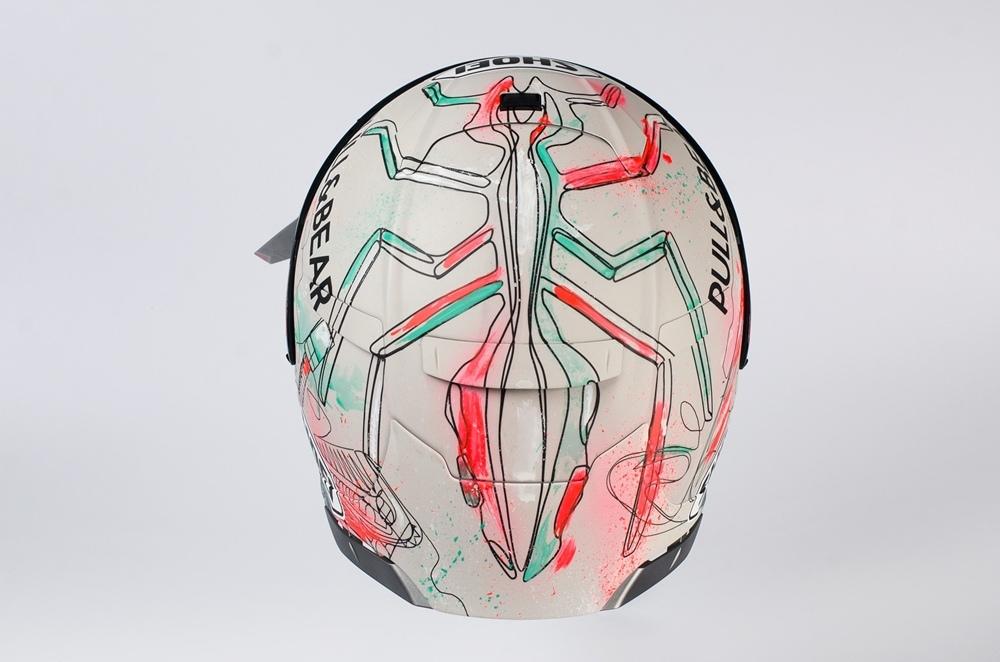 Марк Маркес подготовил специальный дизайн шлема к домашнему Гран При