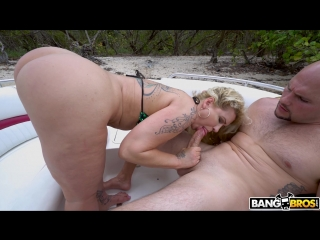 Ryan conner (doing anal in a wild boat ride) sex porno