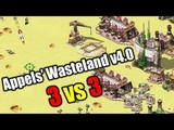 3 vs 3 Command &amp Conquer Red Alert 2 Yuri's Revenge Online Multiplayer Gameplay