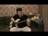 My hobbyJamiroquai-Time Won't Wait Bass Cover